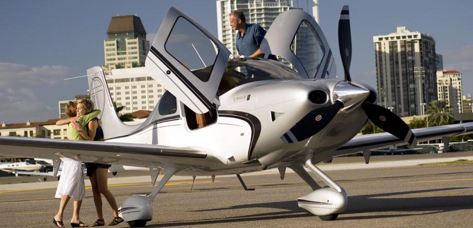 Cirrus Aircraft Purchase with Texas Top Aviation