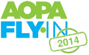 AOPA Fly In Logo