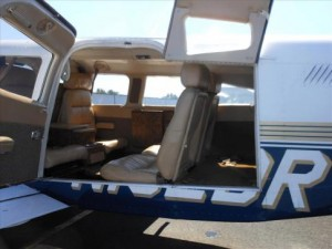 Piper Saratoga Inside