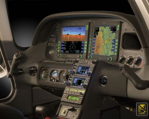 Avidyne Cirrus Go Around Button