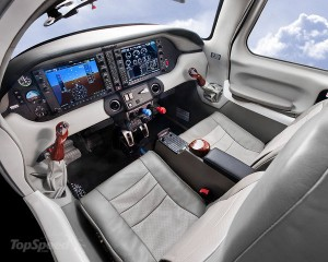 Cessna Corvalis G1000 Go Around Button