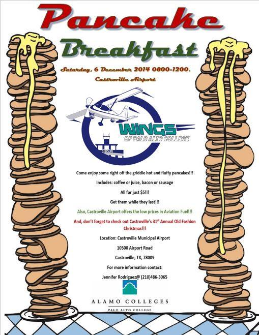 CVB Pancake Breakfast