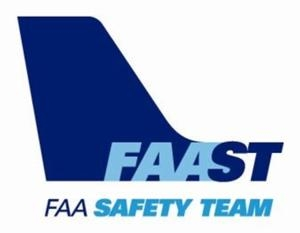 FAASTeam Logo FAA WINGS