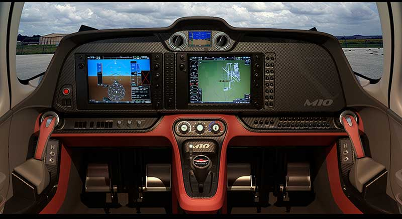 Mooney Enters The Training Market With The Mooney M10