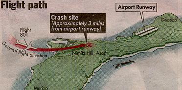 Korean Air Crash